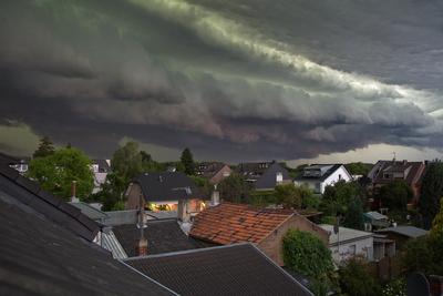 Gleich geht der Sturm los  (c) Jürgen Nießen/pixelio.de