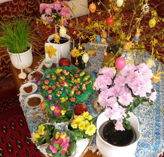 Nouruz--Tisch